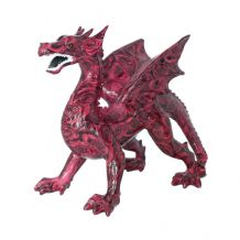 ROMANCE  DRAGON FIGURINE